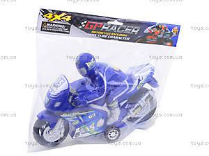 Игрушечный инерционный мотоцикл, 3375, цена