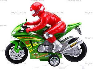 Инерционный мотоцикл Callop Thunder, 8236, игрушки