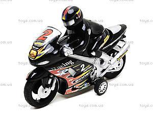 Инерционный мотоцикл «Гонщик», 8230, фото
