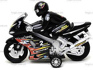 Инерционный мотоцикл «Гонщик», 8230, игрушки