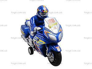 Игрушечный инерционный «Мотоцикл», 8239, фото