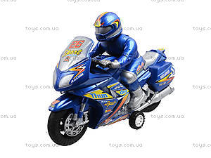 Игрушечный инерционный «Мотоцикл», 8239, отзывы