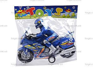 Игрушечный инерционный «Мотоцикл», 8239, цена