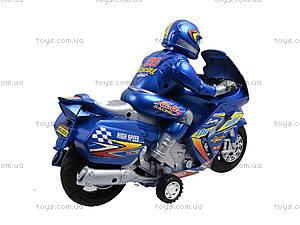 Игрушечный инерционный «Мотоцикл», 8239, игрушки