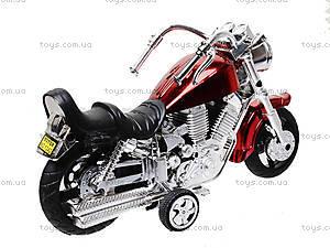 Мотоцикл инерционный для детей, 1242, купить