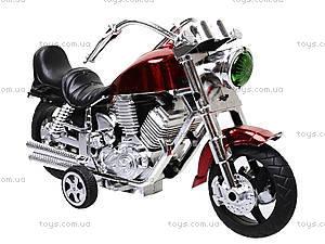 Мотоцикл инерционный для детей, 1242, отзывы