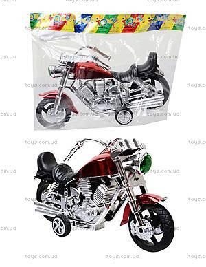 Мотоцикл инерционный для детей, 1242