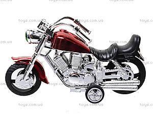 Мотоцикл инерционный для детей, 1242, цена