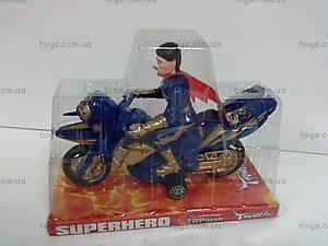 Мотоцикл инерционный для деток, 2366А2