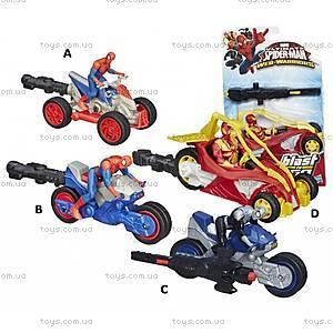 Детская игрушка «Мотоциклы Человека-Паука», B0748