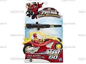 Детская игрушка «Мотоциклы Человека-Паука», B0748, фото
