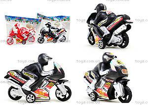 Детская инерционная игрушка «Мотоциклист», 530