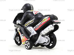 Детская инерционная игрушка «Мотоциклист», 530, фото