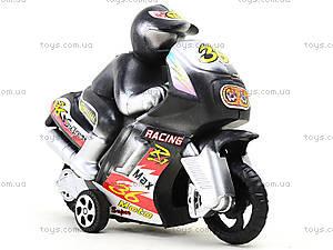 Детская инерционная игрушка «Мотоциклист», 530, отзывы