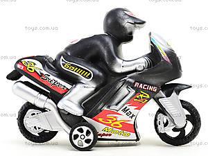 Детская инерционная игрушка «Мотоциклист», 530, цена