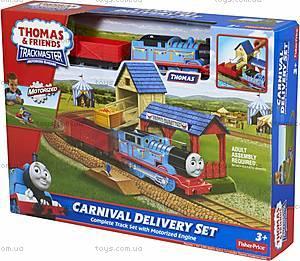 Моторизованная железная дорога серии «Томас и друзья», R9489, отзывы
