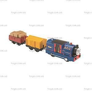 Моторизованный поезд Паровозик Томас «Делюкс», BMK93, фото