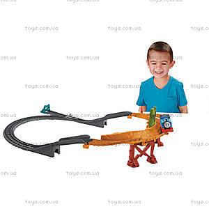 Игровой набор «Приключения на разрушенном мосту» серии «Томас и друзья», CDB59, купить