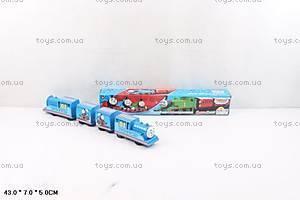 Моторизированный детский паровозик «Томас», 8023