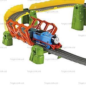 Моторизированный игровой набор «Опасный мост» серии «Томас и друзья», BDP13, купить