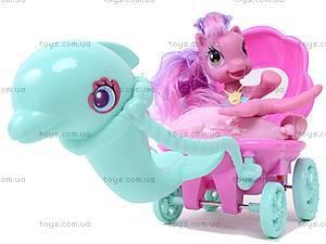 Мой маленький пони с каретой, CL1985ABC, игрушки