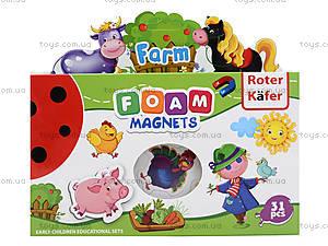 Набор мягких магнитов «Ферма», RK2101-01, отзывы