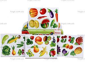 Мой маленький мир на магнитах «Фрукты, овощи», RK2101-04, цена
