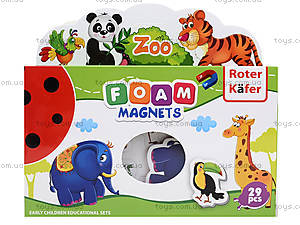 Мой маленький мир на магнитах «Зоопарк», RK2101-02, цена