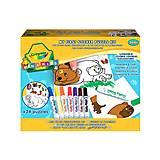 Мой первый пазл-наклейка Crayola, 81-8113, купить
