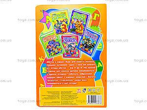 Книжка для детей «Азбука автомобилей», А345005У, фото