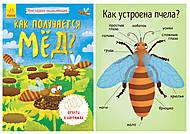 Книга «Моя первая энциклопедия. Как получается мед?», Л807003Р