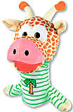 Моя первая интерактивная марионетка «Жираф», 58017, фото
