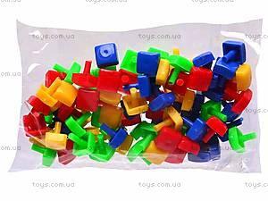 Мозаика, 220 элементов, 9702, игрушки