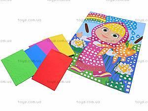 Мозаика детская «Маша», VT4207-01..04, детские игрушки