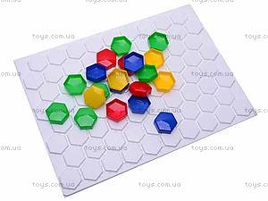 Мозаика для малышей, 80 элементов, 2063, цена