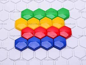 Мозаика для малышей, 80 элементов, 2063, игрушки