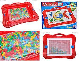 Мозаика для малышей «Технок», 3367