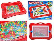 Мозаика для малышей «Технок», 3367, фото