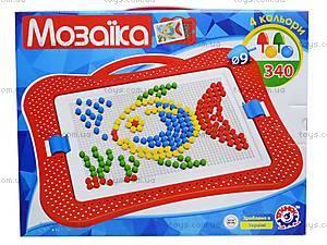 Мозаика для малышей «Технок», 3367, отзывы