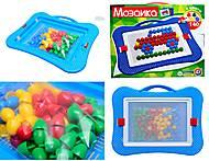 Мозаика для детей «Технок», 3381, фото