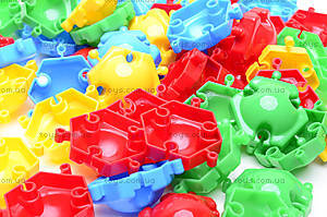 Мозаика напольная, 80 элементов, 878-11 (66673, toys