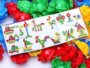 Мозаика-пазл «Пчелка» (100 элементов), 1035, игрушки