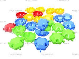 Детская мозаика - пазлы «Фантазия», 39125, купить