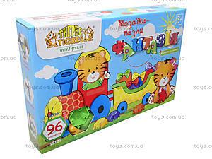 Детская мозаика - пазлы «Фантазия», 39125, игрушки