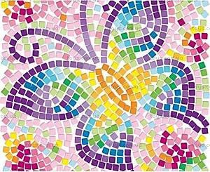 Мозаичный витраж «Природа», 00-04526, отзывы
