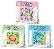 Мозаичный витраж «Природа», 00-04526, купить