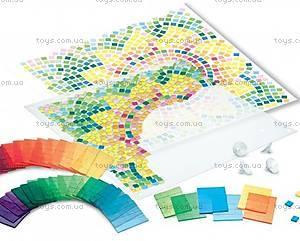Мозаичный витраж «Природа», 00-04526, игрушки