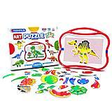 """Мозаика """"Art Puzzle Динозаврики"""" 250 элементов, 5422"""