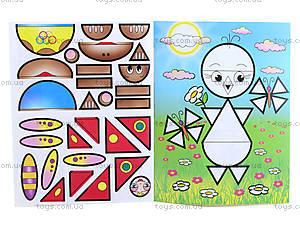Мозаика для малышей с наклейками «Обезьянка», 3300, купить