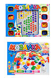 Игрушечная мозаика, 3 вида, 329ABC, отзывы